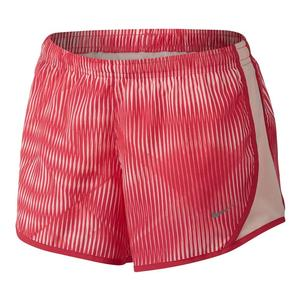 Girls` Dry All Over Print Tempo Short