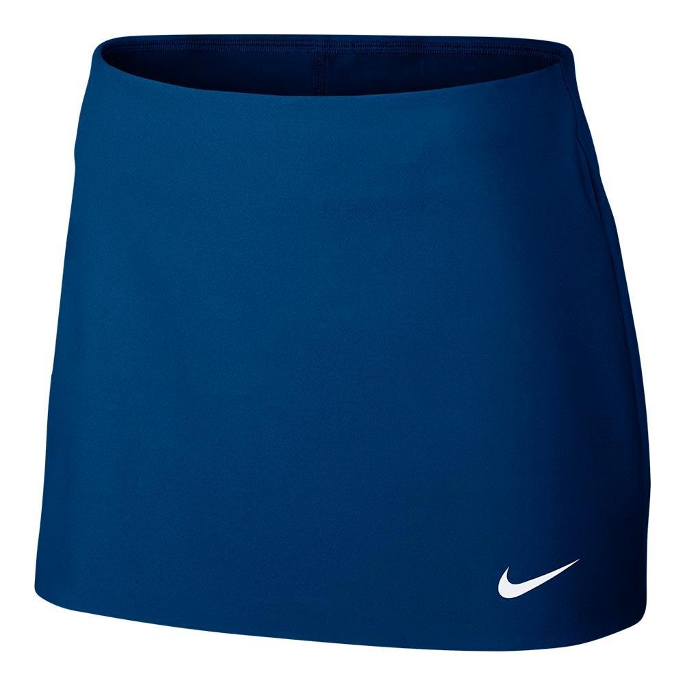 Women's Court Power Spin 11.75 Inch Tennis Skort Blue Jay