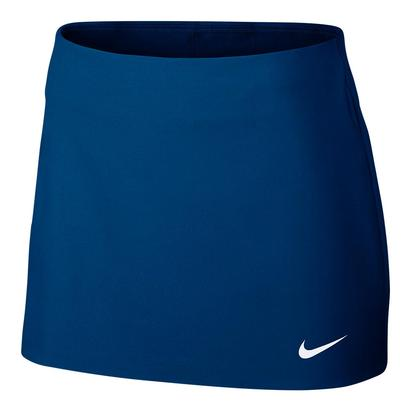 Women`s Court Power Spin 11.75 Inch Tennis Skort Blue Jay