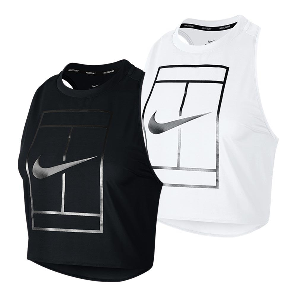 Women's Court Baseline Tennis Tank