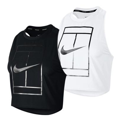 Women`s Court Baseline Tennis Tank
