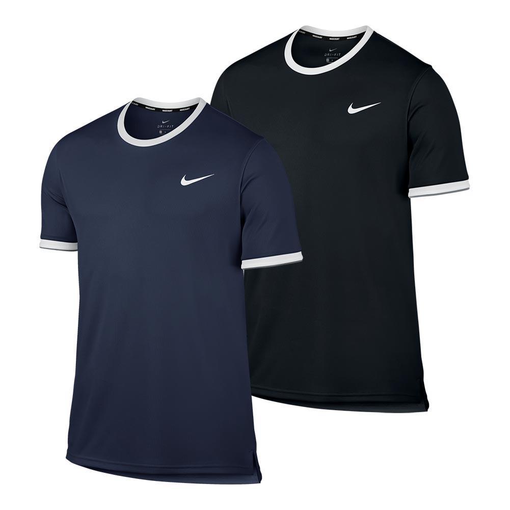 Men's Court Dry Tennis Top
