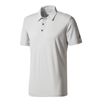Men`s Climachill Tennis Polo Gray
