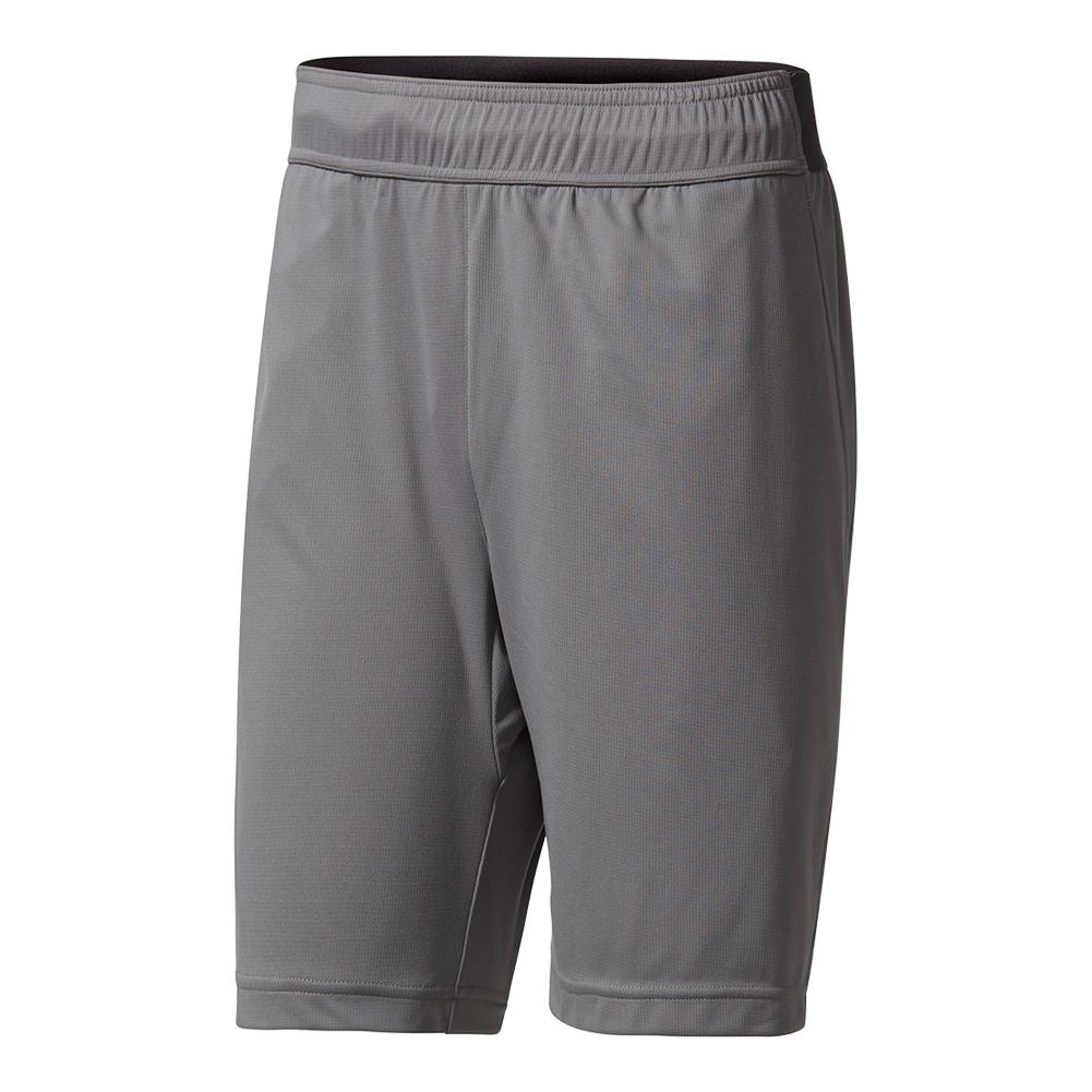 Men's Climachill 8.5 Inch Tennis Short Gray