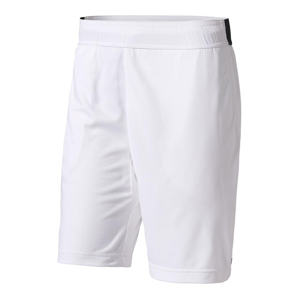 Men's Climachill 7.5 Inch Tennis Short White