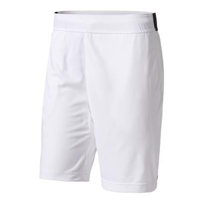 Men`s Climachill 7.5 Inch Tennis Short White