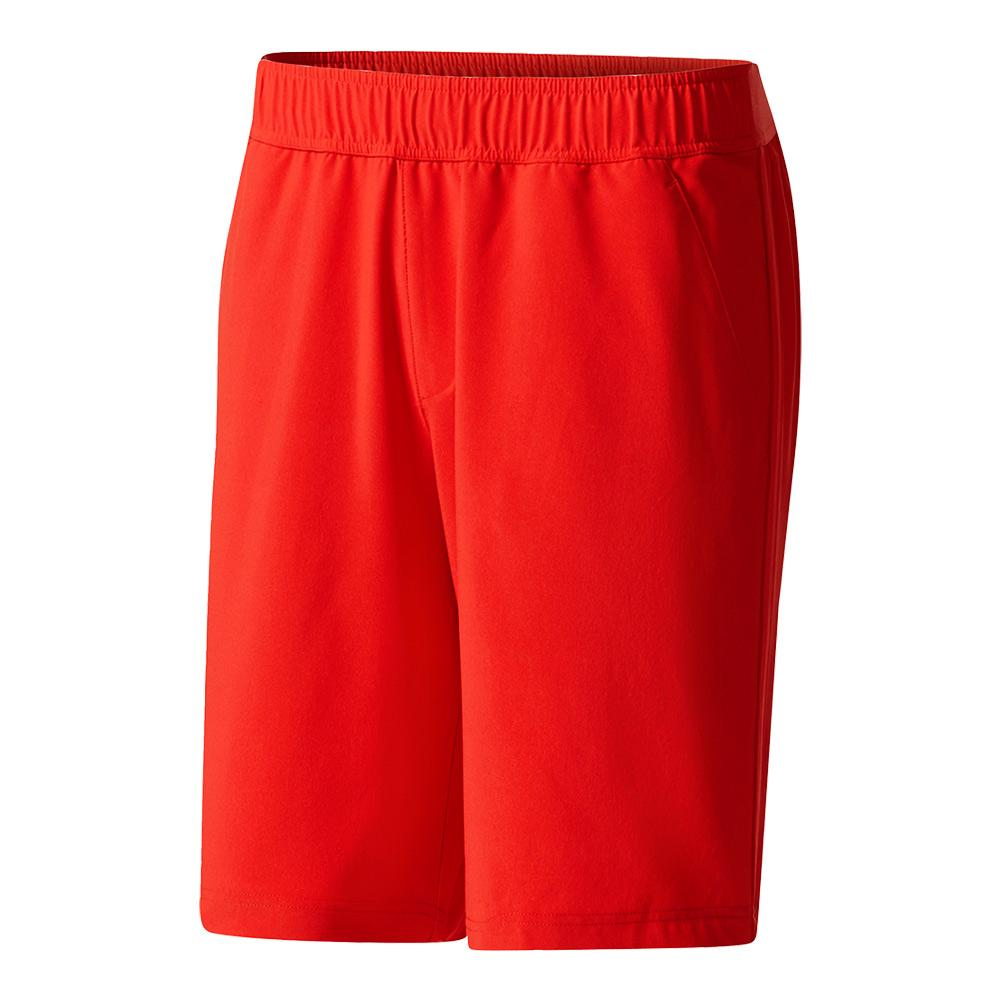 Men's Advantage Tennis Short Scarlet
