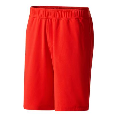 Men`s Advantage Tennis Short Scarlet