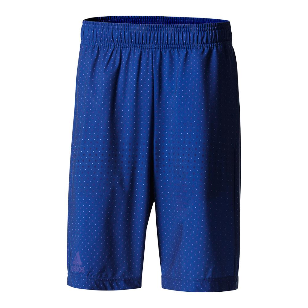 Men's Advantage Trend Bermuda Tennis Short Mystery Ink