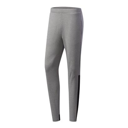 Men`s Club Knit Tennis Pant Core Heather and Black