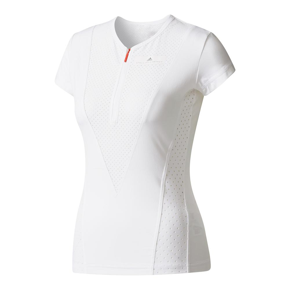 Women's Stella Mccartney Barricade Tennis Tee White