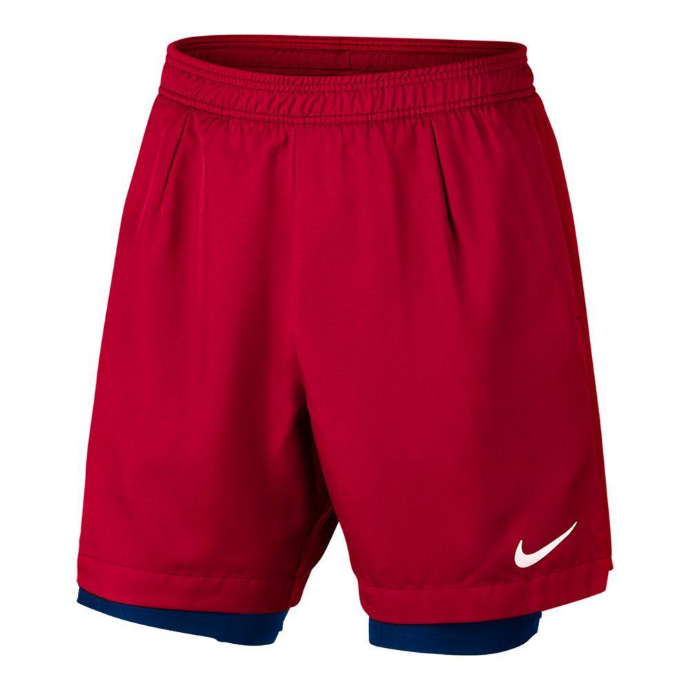 Men's Court Dry Baseline Tennis Short