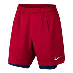 Men`s Court Dry Baseline Tennis Short