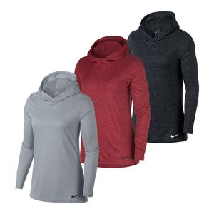 Women`s Dry Legend Long Sleeve Hooded Top