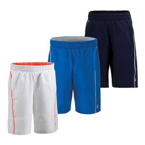 Boys` Fundamental Piped Tennis Short