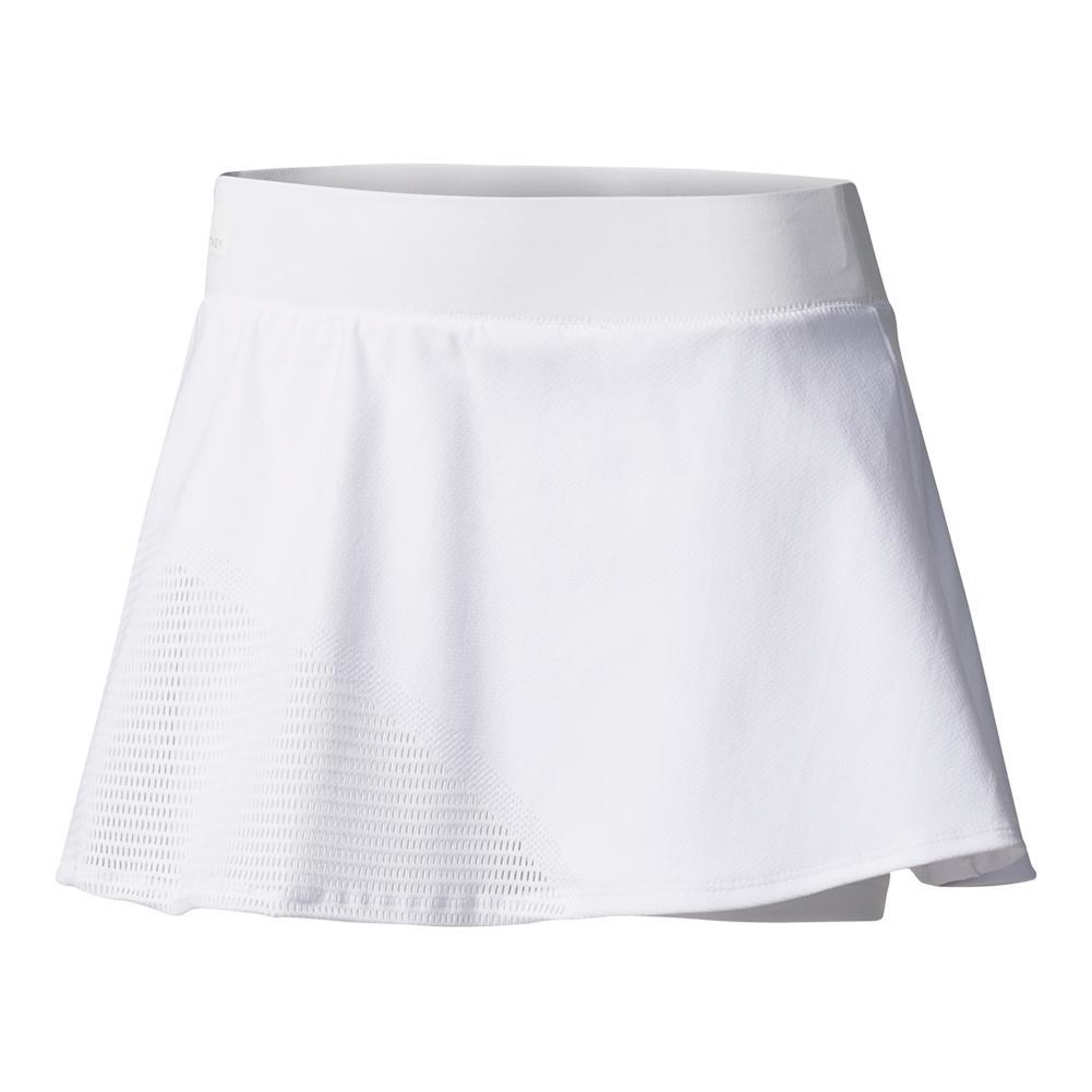 Women's Stella Mccartney Barricade 12 Inch Tennis Skirt White