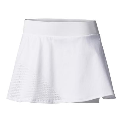 Women`s Stella McCartney Barricade 12 Inch Tennis Skirt White