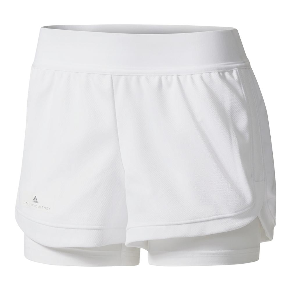 Women's Stella Mccartney Barricade Tennis Short White