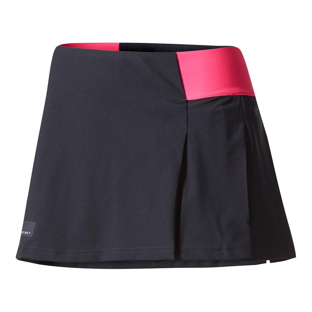 Women's Stella Mccartney Barricade New York Tennis Skirt Legend Blue And Shck Pk