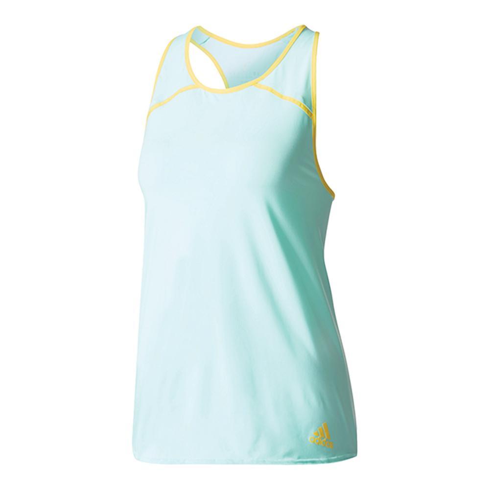 Women's Club Tennis Tank Energy Aqua