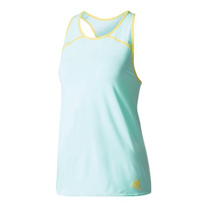 Women`s Club Tennis Tank Energy Aqua