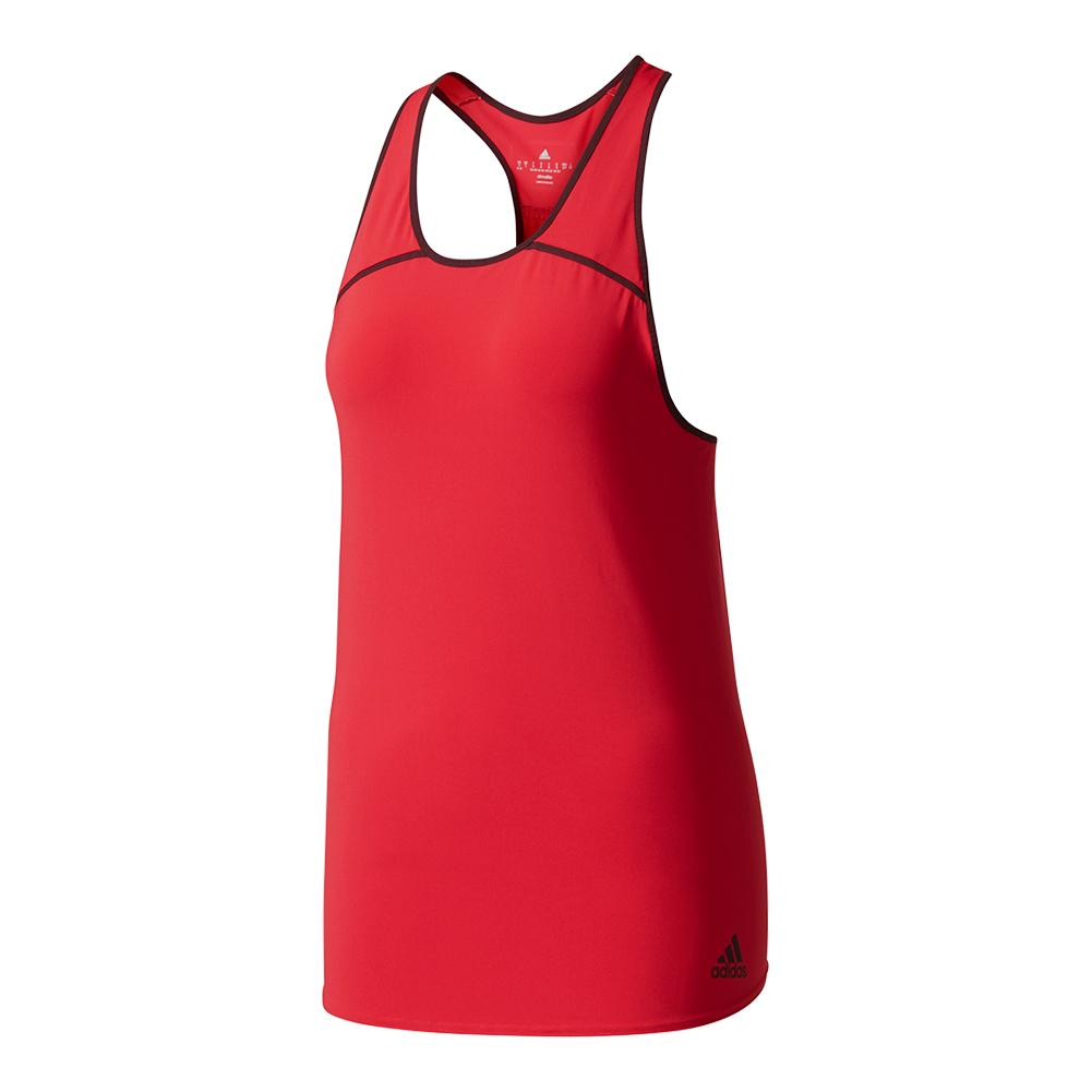 Women's Club Tennis Tank Energy Pink
