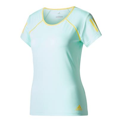 Women`s Club Tennis Tee Energy Aqua