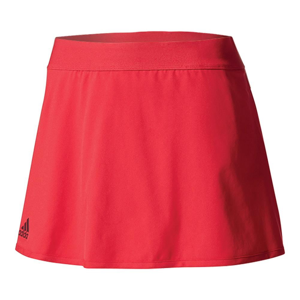 Women's Club Tennis Skirt Energy Pink