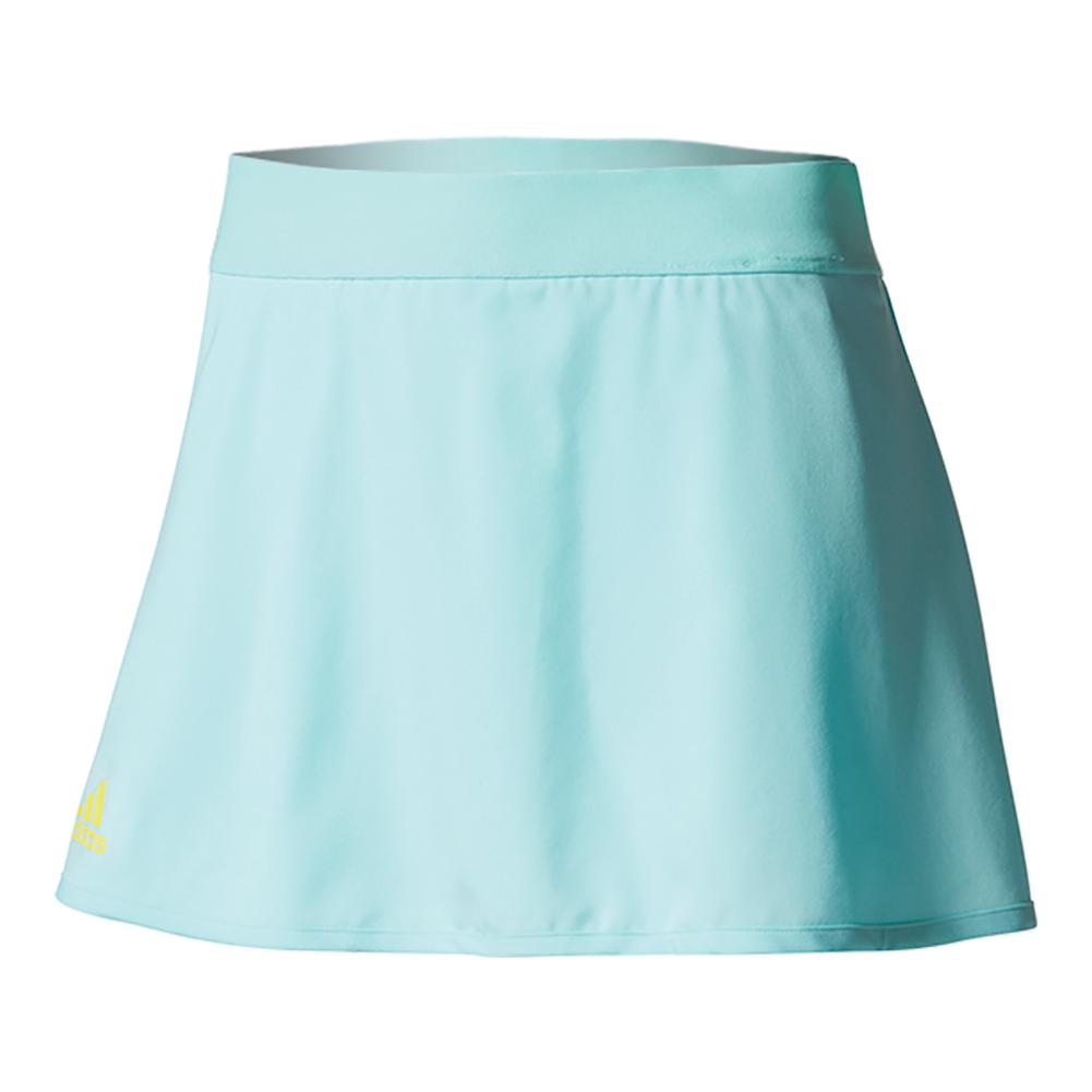 Women's Club Tennis Skirt Energy Aqua