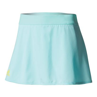 Women`s Club Tennis Skirt Energy Aqua