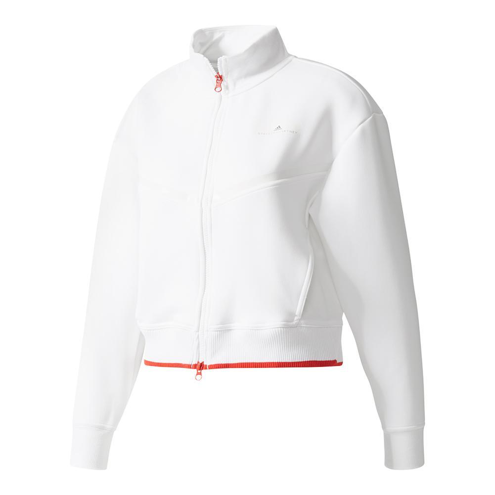 Women's Stella Mccartney Barricade New York Tennis Jacket White