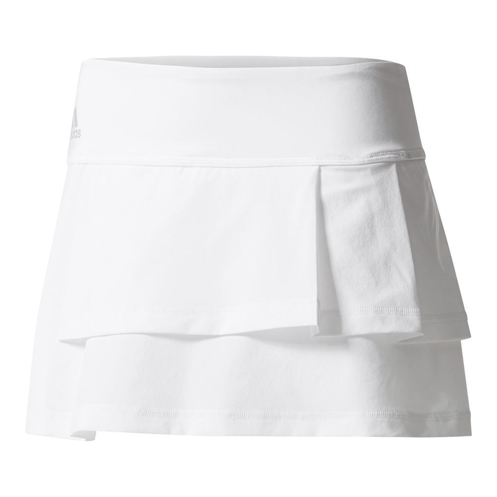 Women's Advantage Layered Tennis Skort White