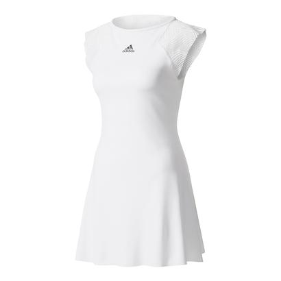 Women`s London Line Tennis Dress White