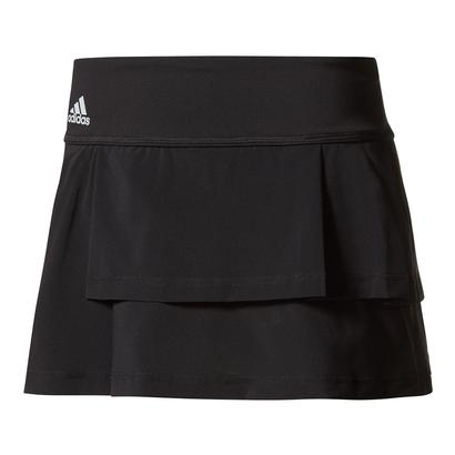 Women`s Advantage Layered Tennis Skort Black