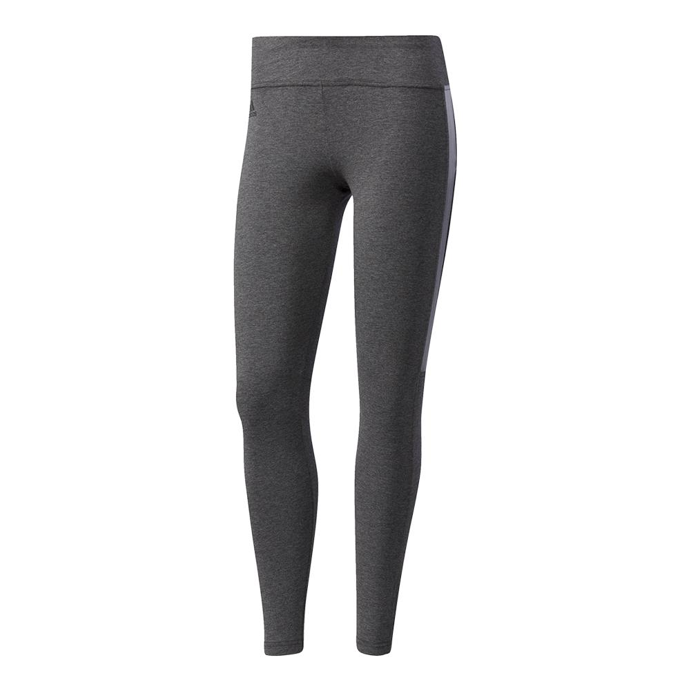 Women's Club Tennis Tight Dark Gray Heather