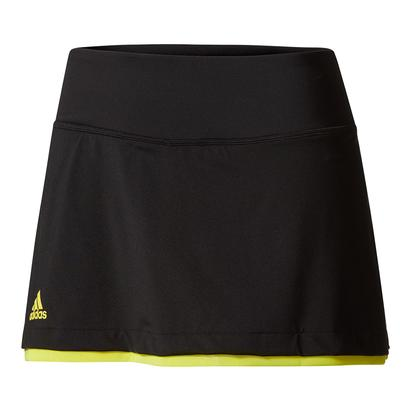 Women`s US Series 13.5 Inch Tennis Skirt Black