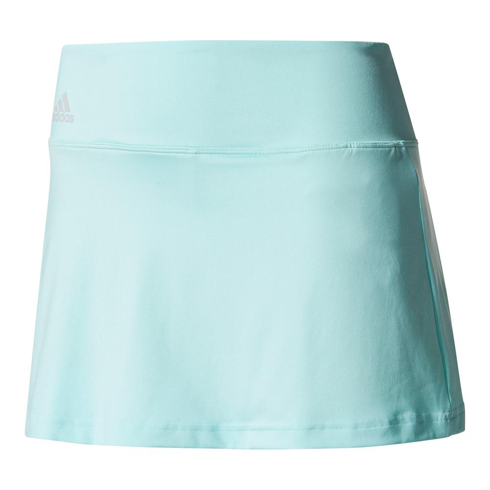 Women's Advantage 11 Inch Tennis Skirt Energy Aqua