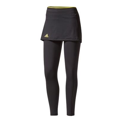 Women`s US Open Series Tennis Leggings Black