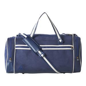 New York Pharrell Williams Tennis Bag Dark Blue