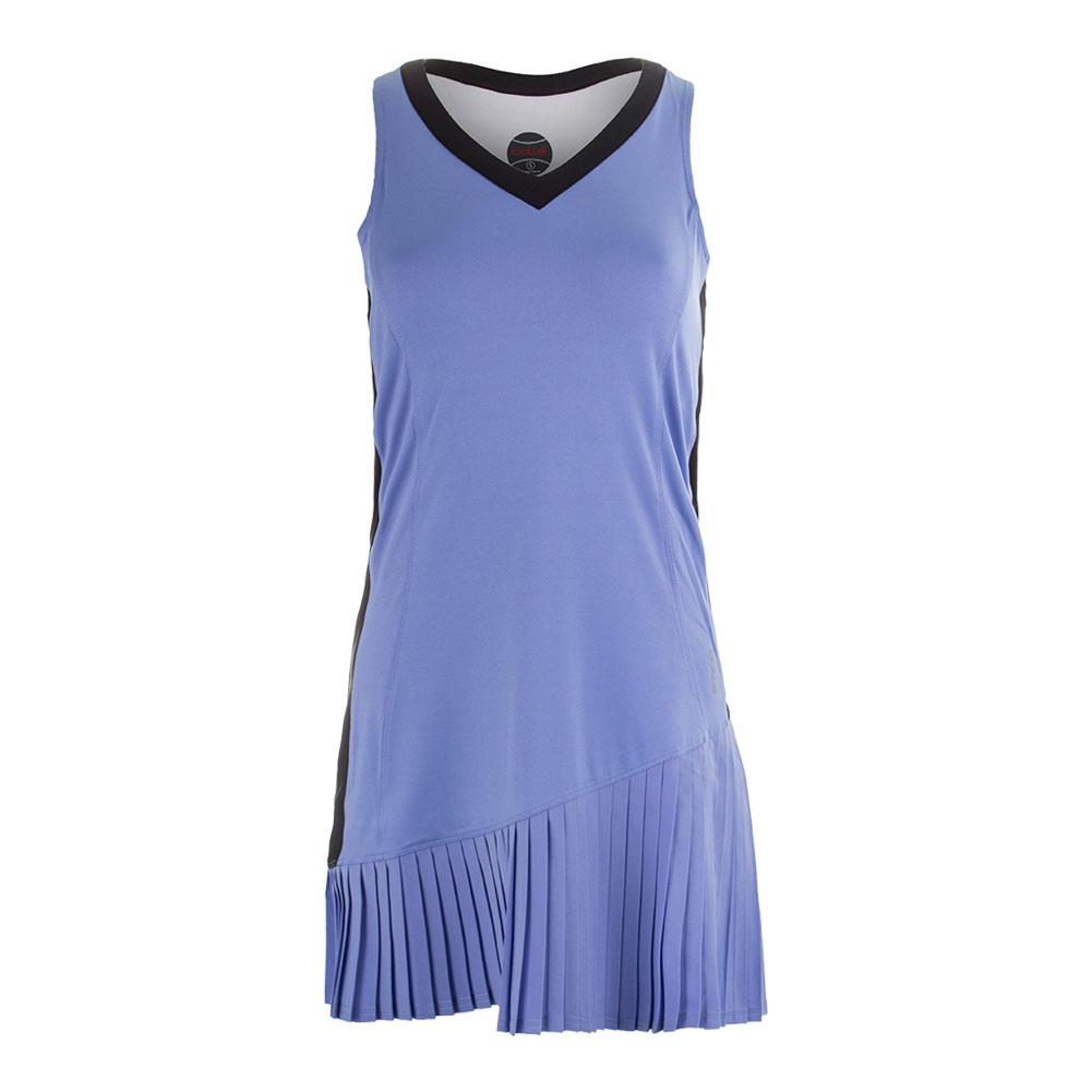 Women's Seraphina Tennis Dress Periwinkle