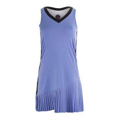 Women`s Seraphina Tennis Dress Periwinkle