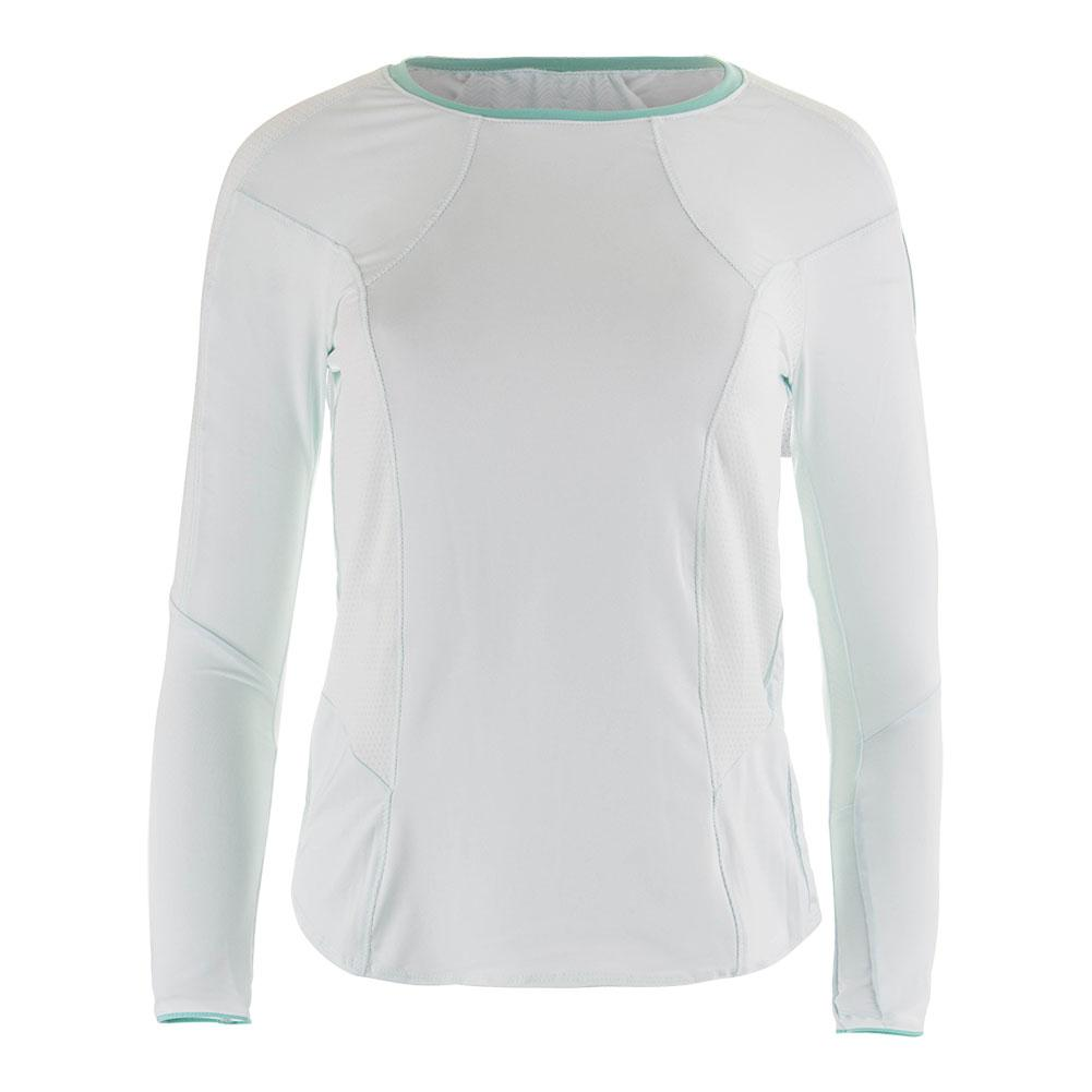 Women's Long Sleeve Element Tennis Crew Shore