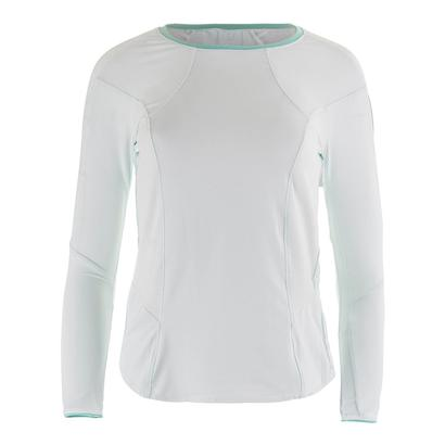 Women`s Long Sleeve Element Tennis Crew Shore