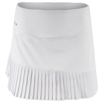 Women`s Club White 14 Inch Tennis Skort White