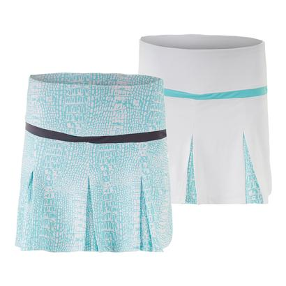 Women`s Aquarius 14 Inch Tennis Skort