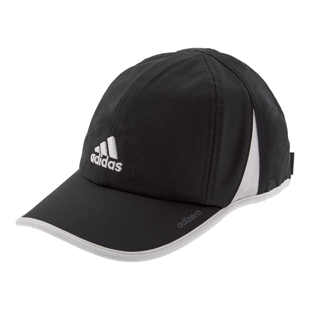 Women's Adizero Ii Tennis Cap Black And White