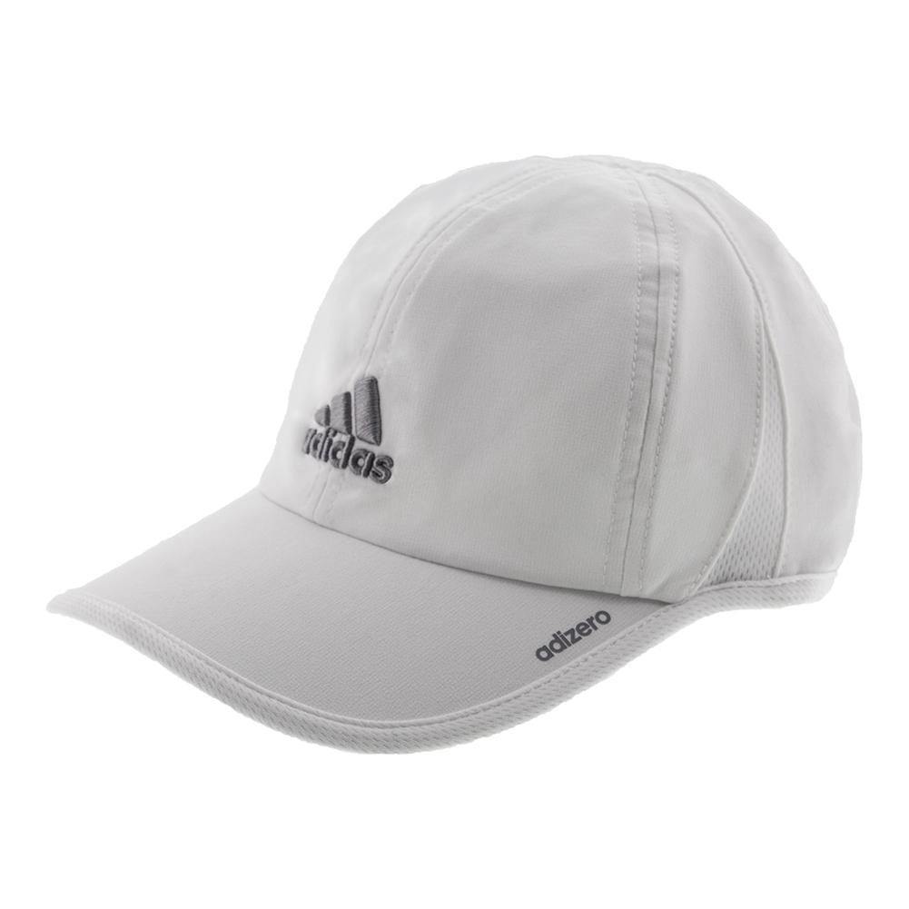 Women's Adizero Ii Tennis Cap White And Light Onix
