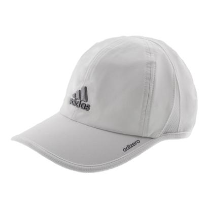 Women`s Adizero II Tennis Cap White and Light Onix