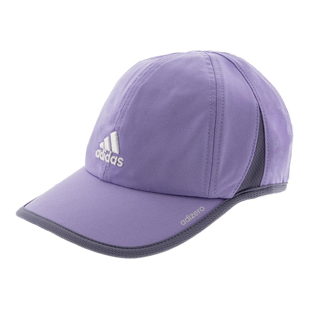 Women's Adizero Ii Tennis Cap Light Flash Purple And Super Purple