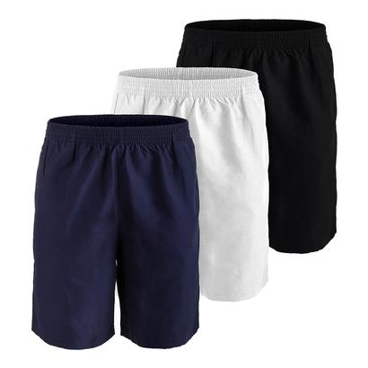 Men`s Fundamental 9 Inch Hard Court Tennis Short